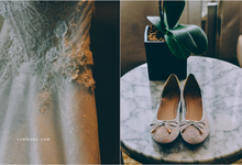 Jieyang & Hazel Wedding  by lam Wang photography