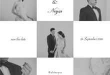Alvin & Neysa Wedding by Infinity Wedding Planner