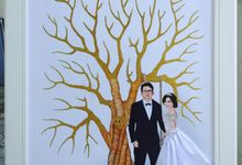 Lydia & Bonar by Wedding Fingerprint Indonesia