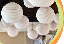Lighting by Bali Kei Hire