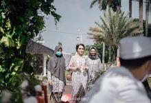 The Wedding Of Laras by Villa Srimanganti