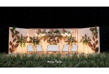 Laras & Rijal Wedding Decoration by Nona Manis Creative Planner