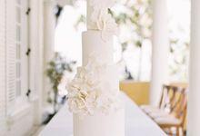 Wedding Cake - Albert & Olivia by Lareia Cake & Co.