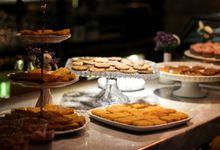 Sweet Corner - Kerwin & Lisa by Lareia Cake & Co.
