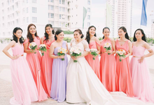 Bride: Kimberly Lee Yu by LASALA