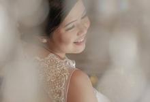 Bride: Vivien Alcasabas - Veillila by LASALA