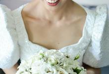 Bride: Ailene Cayaco by LASALA