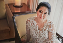 Bride: Therese de Roma Asuncion  by LASALA