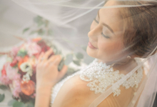 Bride: April Rose Murillo - Fianza by LASALA