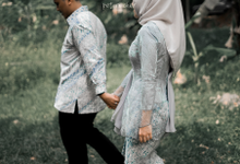 Arniva & Rizky Engagement by LaSocieta