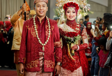 Wedding of Apit & Ulan by LaSocieta