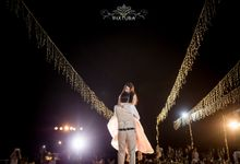 Latitue Villa - Bali Wedding - Eldwin & Shilla by Bali Pixtura