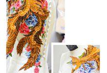 Batik/Kebaya Modern Collections by Yenny Lee Bridal Couture