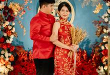 Sangjit Juan & Lauren by Lauren Lim