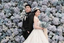 Juan & Lauren Wedding Reception by Lauren Lim