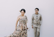Marcel + Maria Sangjit Day by Lauren Lim
