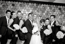 Lauren and Ryans Wedding by Tiara bridal artistry