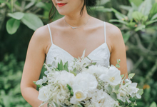 Bridal Bouquet Collection  by Lavender Love Florist
