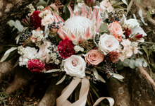 Lewin Terrace Wedding Styling by Lavender Love Florist