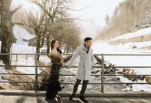The Engagement Session of Andhika & Jessica by Lavene Pictures