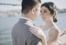 The Engagement Session of Yoel & Lala by Lavene Pictures