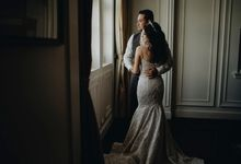 Lavina Wedding Day by Outress