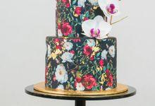 Floral Print Romance by LA BONNIE PASTRIES PTE. LTD.