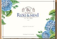 Rizki & Neni by The Paper Click