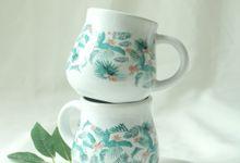 Mug Gentong Mini Souvenir Pernikahan by Mug-App Wedding Souvenir