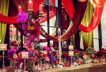 Bright & Rich by Fleurs At Marrakesh