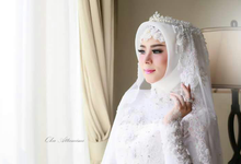 Hijab For Akad by LCK Makeup Artist