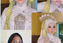 Wedding Make Up Jawa  by LCK Makeup Artist