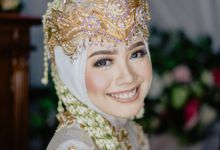 The wedding of Laila & Dito by Memorable Wedding Photography