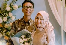 Engagement Decoration Of Diah & David by ULI by tnf