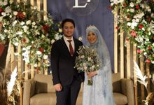 Dhika & Laras Wedding by Malaka Hotel Bandung