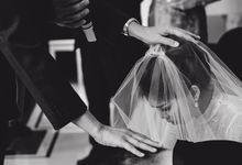 Daniel & Marselia Wedding Day By Dhika by MA Fotografia
