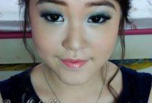 Sweet 17th Bday Make Up by Ren Makeup Artist
