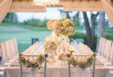 Romantic Dinner by d'Oasis Florist & Decoration