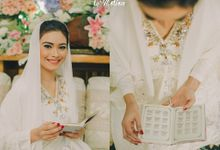 Nita & Nausa Javanese & Aceh Wedding by Le Motion