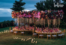 This Wedding Has Electric Feels by Le Rêve Events International