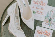 Elley & Leo Intimate (Super detail) Wedding by Delapan Bali Event & Wedding