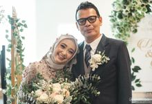 Bayu & Diana by Password Wedding Organizer