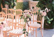 Glamorous Wedding at Villa del Balbianello Lake Como by AF Atelier