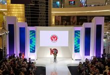 LED SCREEN - JAKARTA FASHION WEEK 2018 by Chroma Project