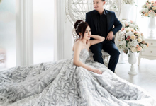 Heni prewedding by iLook ( Makeup & Couture )