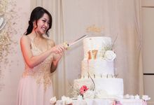 Jessica Felicia 17th Birthday Party 140417 by Cana Weddings & Events