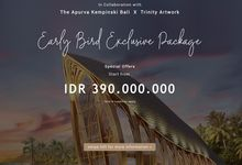 Legacy Exclusive  Package with  The Apurva Kempinski Bali by Legacy Organizer