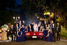 Lem and Krispel Wedding by Melaine's Bridal