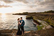 Lembongan Island of Bali by Maxtu Photography
