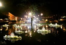 DONY & YENA by Raffles Hills Cibubur - On Green Garden Venue